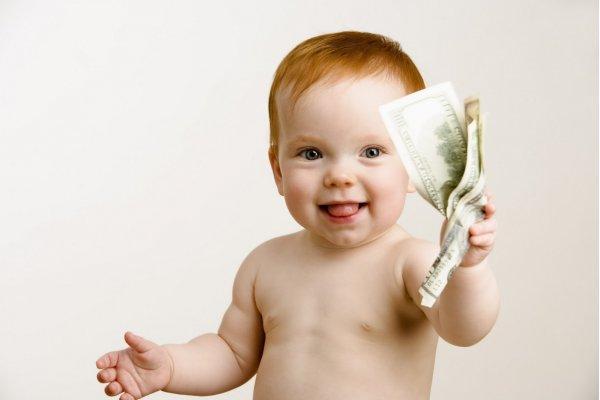 Сумма алиментов на 1 ребенка